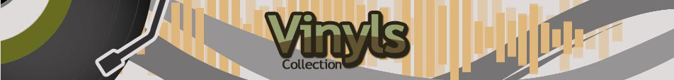 Vinyls collection : Votre collection de disques en ligne